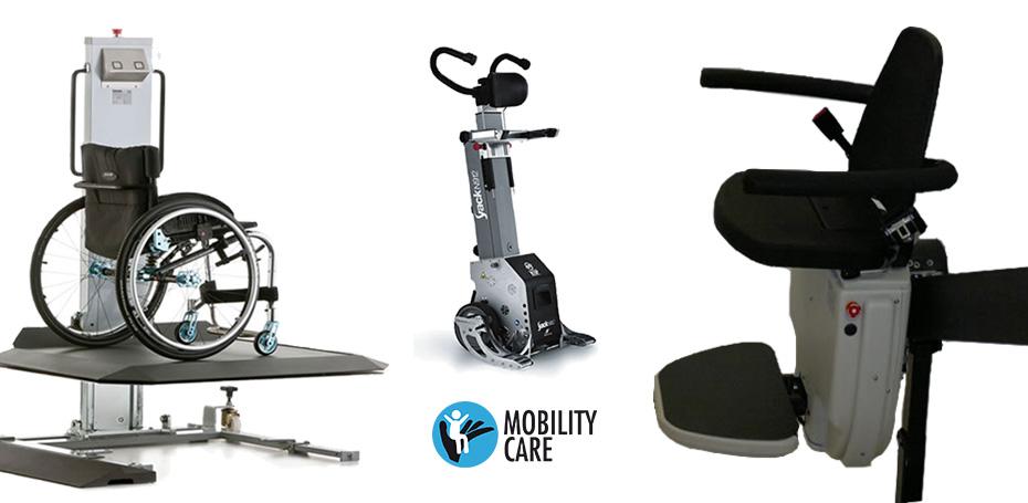 Prodotti Mobility care